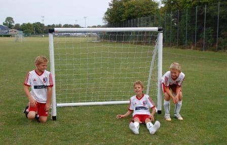 Fodboldmål Lucky Pro 183x120cm