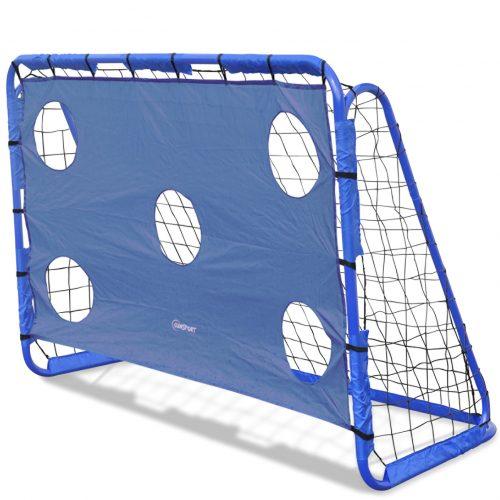 2 stk Sunsport 200 fodboldmål med targetgoal. Sunsport 200 fodboldmål med targetgoal