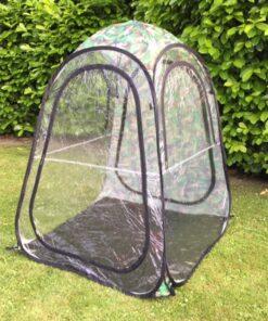 Sports og tilskuer telt i camouflage