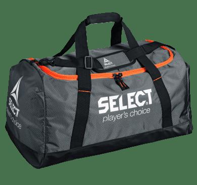 Smart lille sportstaske hvor du kan opbevare dit træningstøj, fodboldstøvler, som skal bruge til træning eller kamp. Sportstasken her en slidstærk bund og en indvendig belægning, der gør den meget holdbar.