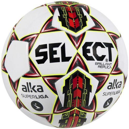 Select Brilliant Replica ALKA fodbold i hvid str.4