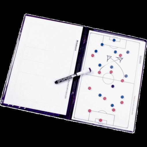 Select Fodbold Taktiktavle A4 All Game.