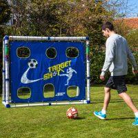 Fodboldmål - kæmpe udvalg af fodboldmål til haven -TILBUD