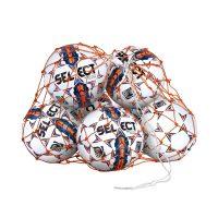 boldnet-til-10-fodbolde - Få styr på dine fodbolde idag. Slidtstærkt boldnet til lle salgs bolde. Boldnettet er fremstillet i stærk nylon med lukkesnor.