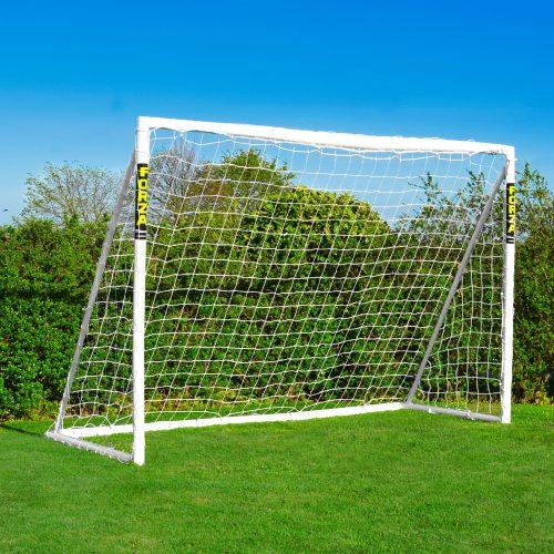 Fodboldmål til haven.