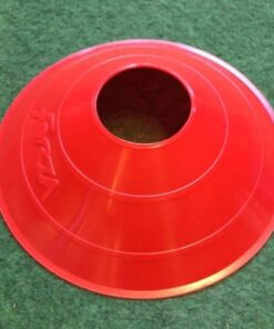Sports Kegle til fodbold i rød