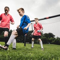 Fodboldmål ACTION fra Soccerplay.dk