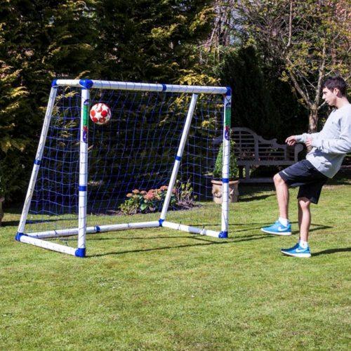 2 stk Fodboldmål Target Sport 1.83 x 1.53 m