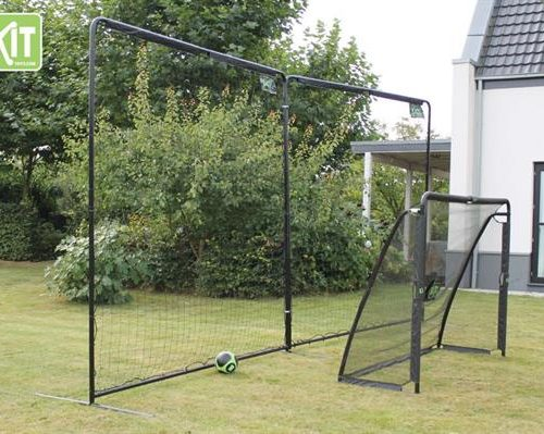 Fodbold Backstop væg 300 x 600 cm