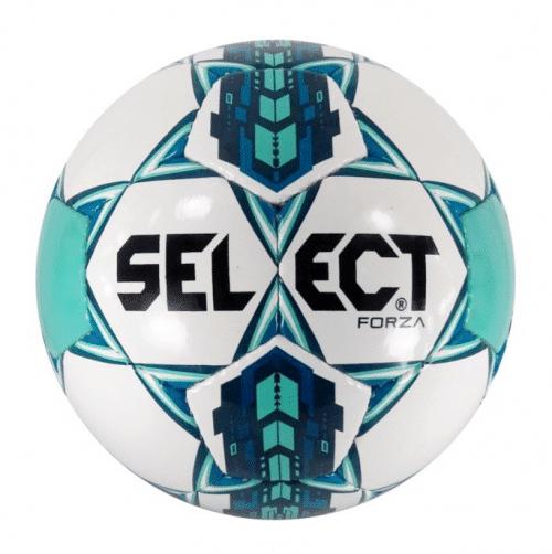 Select Forza Læder fodbold str. 4