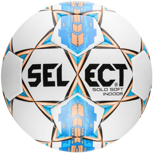 10 stk Select Solo Soft Indoor fodbold str.3