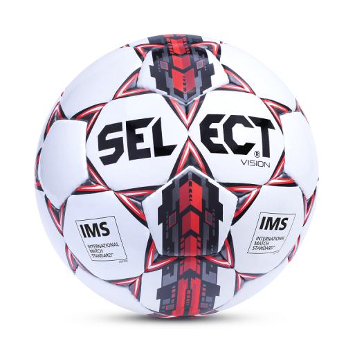 10 stk Select Vision Klub Fodbold str.5