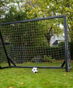 1 stk Fodboldmål i træ Home Garden XL Pro 300 x 200 cm