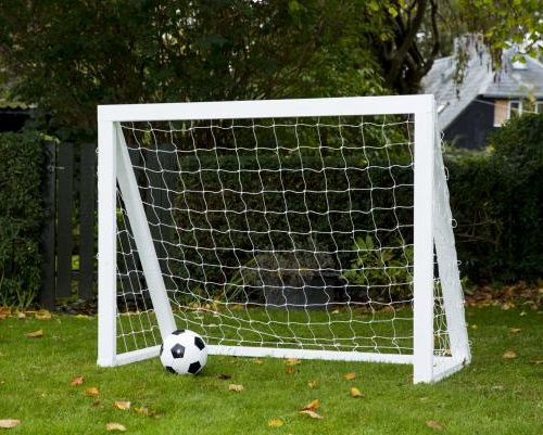 1 stk Fodboldmål i træ Home Garden Pro 150 x 120 cm