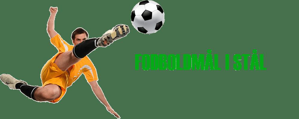 Fodboldmål-i-stål