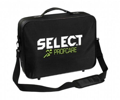 Stor førstehjælps og medicintaske til trænere og ledere. Yderst slidstærk taske til alt slags sport.