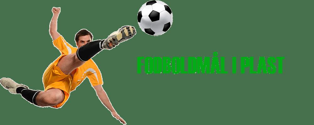 fodboldmål-i-plast