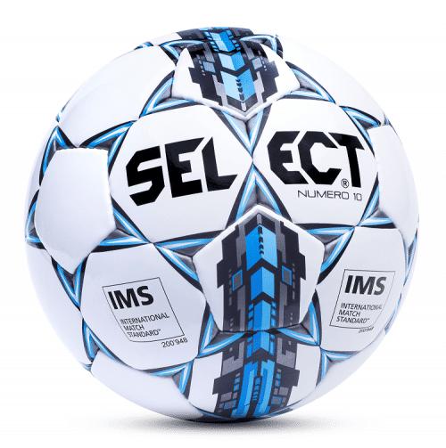 Select Numero10 Fodbold str.3