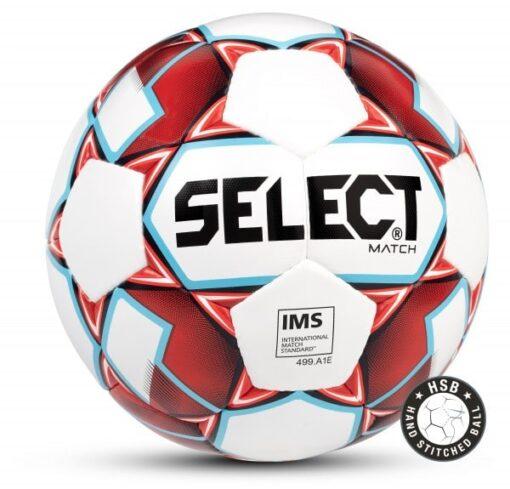 Select Match Læderfodbold str.4