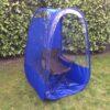 EasyPOP fritid og tilskuer telt i blå
