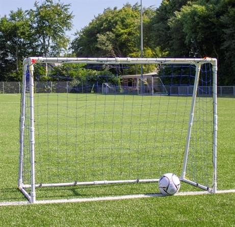 1 stk Fodboldmål Pro Goalz i stål 183 x 132cm