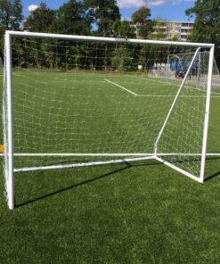 IMG 3039 - Soccerplay.dk Hos Soccerplay.dk kan du købe fodboldmål, fodboldrebounder samt andet udstyr til spil i haven eller i fodboldklubben. Køb udstyr online idag.