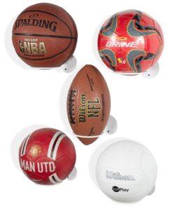 ballonwall stål holder til alle slags sportsbolde
