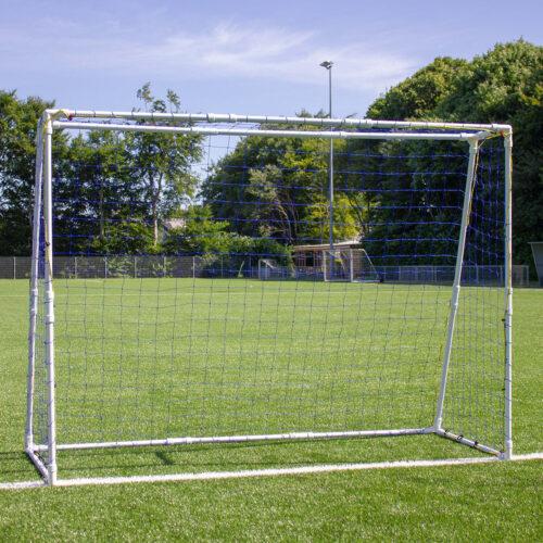 1 stk Fodboldmål Pro Goalz i stål 244 x 180cm