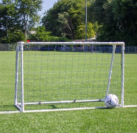 1 stk Fodboldmål Pro Goalz i stål 153 x 100cm