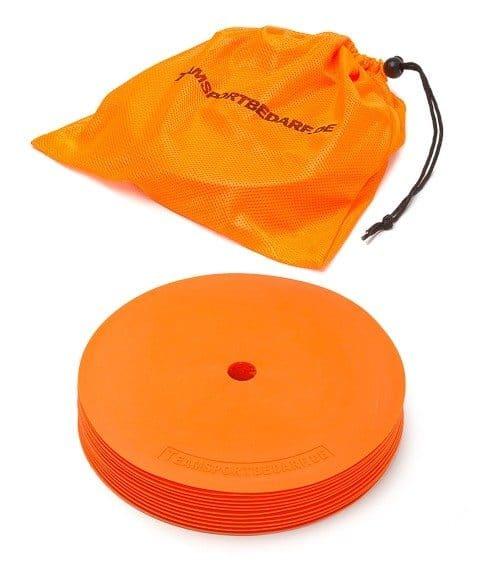 Markeringsmåtter XXL ø 21 cm i Orange