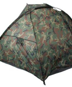 Fodbold Pop Up Lætelt i Camouflage