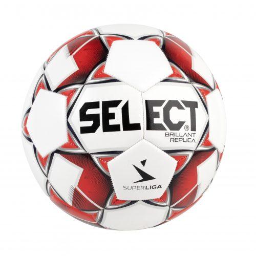 Til alle mulige former for spil og leg. Universalfodbold med præcis samme design som topmodellen BRILLANT SUPER fra Superligaen.