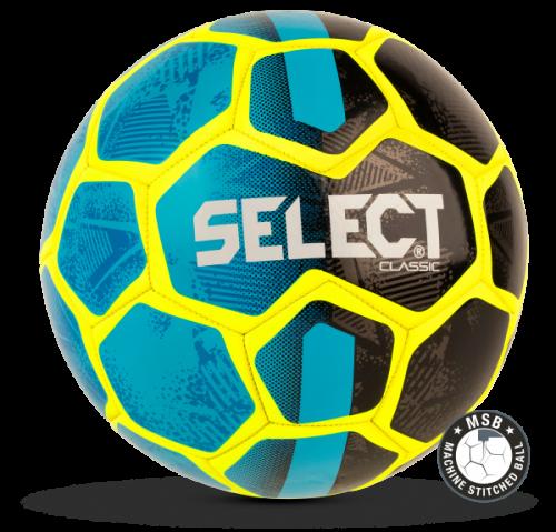 Select Classic Blue Allround Fodbold str.4