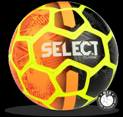 Select Classic Orange Allround Fodbold str.5