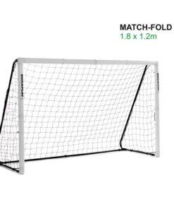 Fodboldmål Quickplay Match fold 180 x 120 cm2 - Soccerplay.dk Hos Soccerplay.dk kan du købe fodboldmål, fodboldrebounder samt andet udstyr til spil i haven eller i fodboldklubben. Køb udstyr online idag.