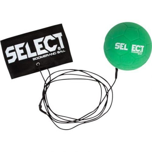 Select Boomerang Mini Fodbold i Grøn