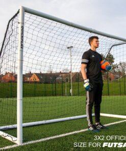 1 stk Fodboldmål Quickplay Match fold 300 x 200 cm1 - Soccerplay.dk Hos Soccerplay.dk kan du købe fodboldmål, fodboldrebounder samt andet udstyr til spil i haven eller i fodboldklubben. Køb udstyr online idag.