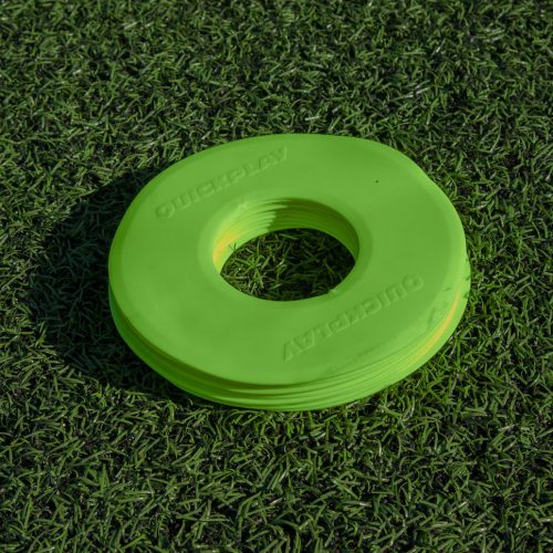 10 stk Antislip Markeringsmåtte Ø19 cm i Grøn