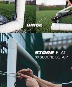 mf3 6 1 - Soccerplay.dk Hos Soccerplay.dk kan du købe fodboldmål, fodboldrebounder samt andet udstyr til spil i haven eller i fodboldklubben. Køb udstyr online idag.