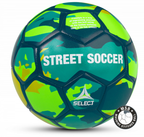 select street soccer fodbold