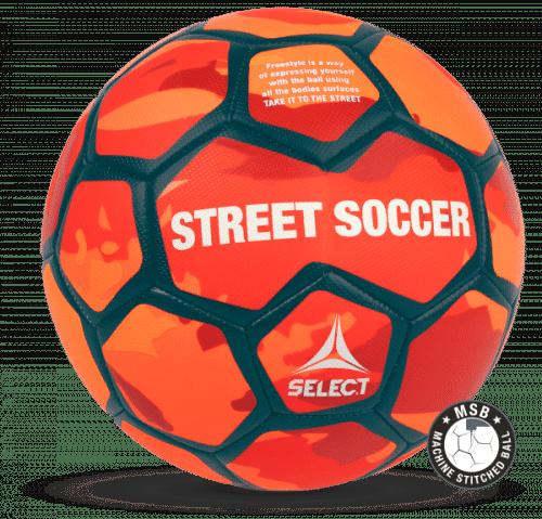 Select Street Soccer Fodbold i Orange