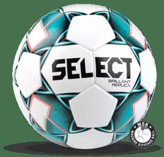 select Brillant Replica V21 Fodbold - Soccerplay.dk Hos Soccerplay.dk kan du købe fodboldmål, fodboldrebounder samt andet udstyr til spil i haven eller i fodboldklubben. Køb udstyr online idag.