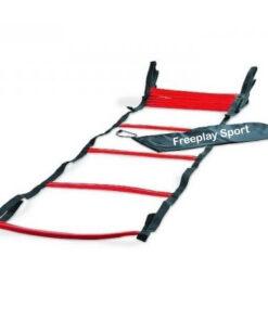 Freeplay Sports Agility Stige - Udendørs 8m - Rød