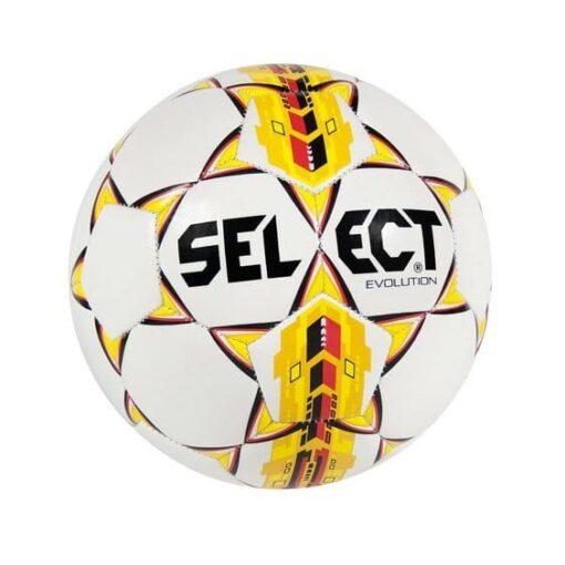 Select Junior FB Evolution traenings fodbold - Soccerplay.dk Hos Soccerplay.dk kan du købe fodboldmål, fodboldrebounder samt andet udstyr til spil i haven eller i fodboldklubben. Køb udstyr online idag.