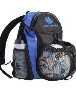 Victoriouz URBAN Ball Back Pack i Blå