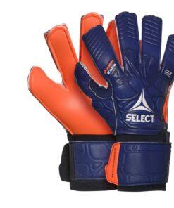 Select GK gloves 03 Youth V21 Flat Cut Målmandshandske