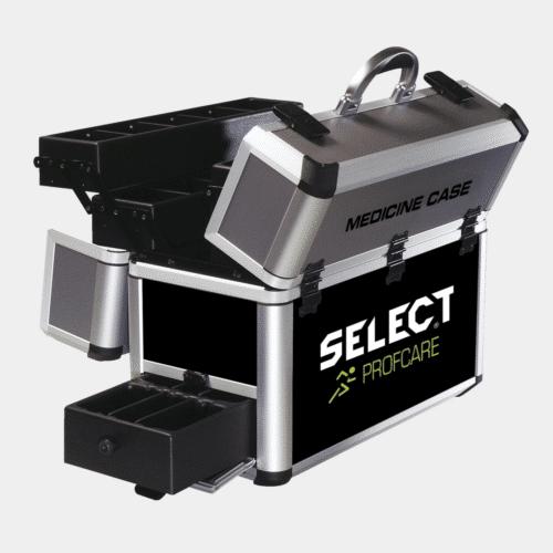 Select Pro Aluminium Medicinkuffert - Sølv