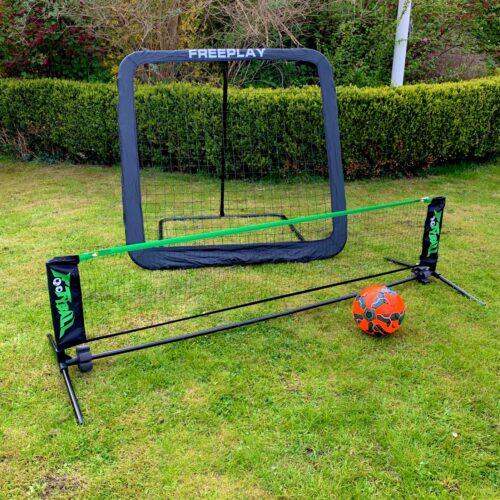 Smart og ideelle fodboldsæt. Her er hvad du skal bruge, når du træner derhjemme.
