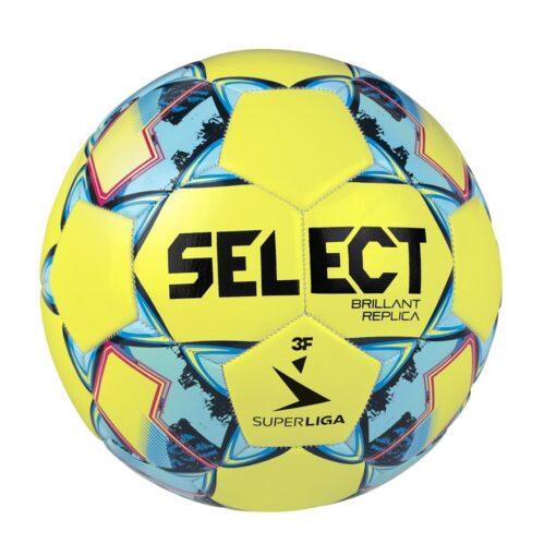 Select Brillant Replica V21 Superliga Fodbold str.4