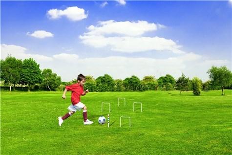 Fodbold Kroket Havespil